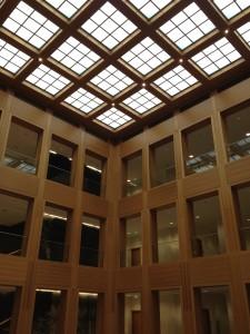 Rechtsanwalt Ferner - Ansicht des Justizzentrums in Aachen