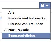 Tipp: Facebook-Freunde-Management - Ferner: Rechtsanwalt für Strafrecht, Verkehrsrecht, IT-Recht Aachen