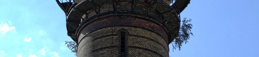 Rechtsanwalt Ferner Alsdorf - Foto  vom Wasserturm auf Annagelände
