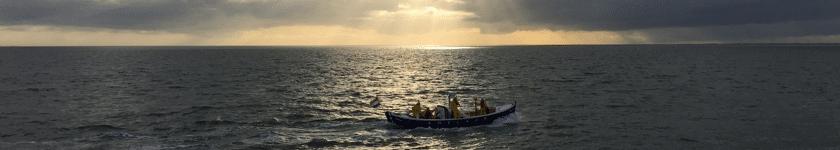 Rechtsanwalt Ferner Alsdorf - Foto  von Boot auf Meer