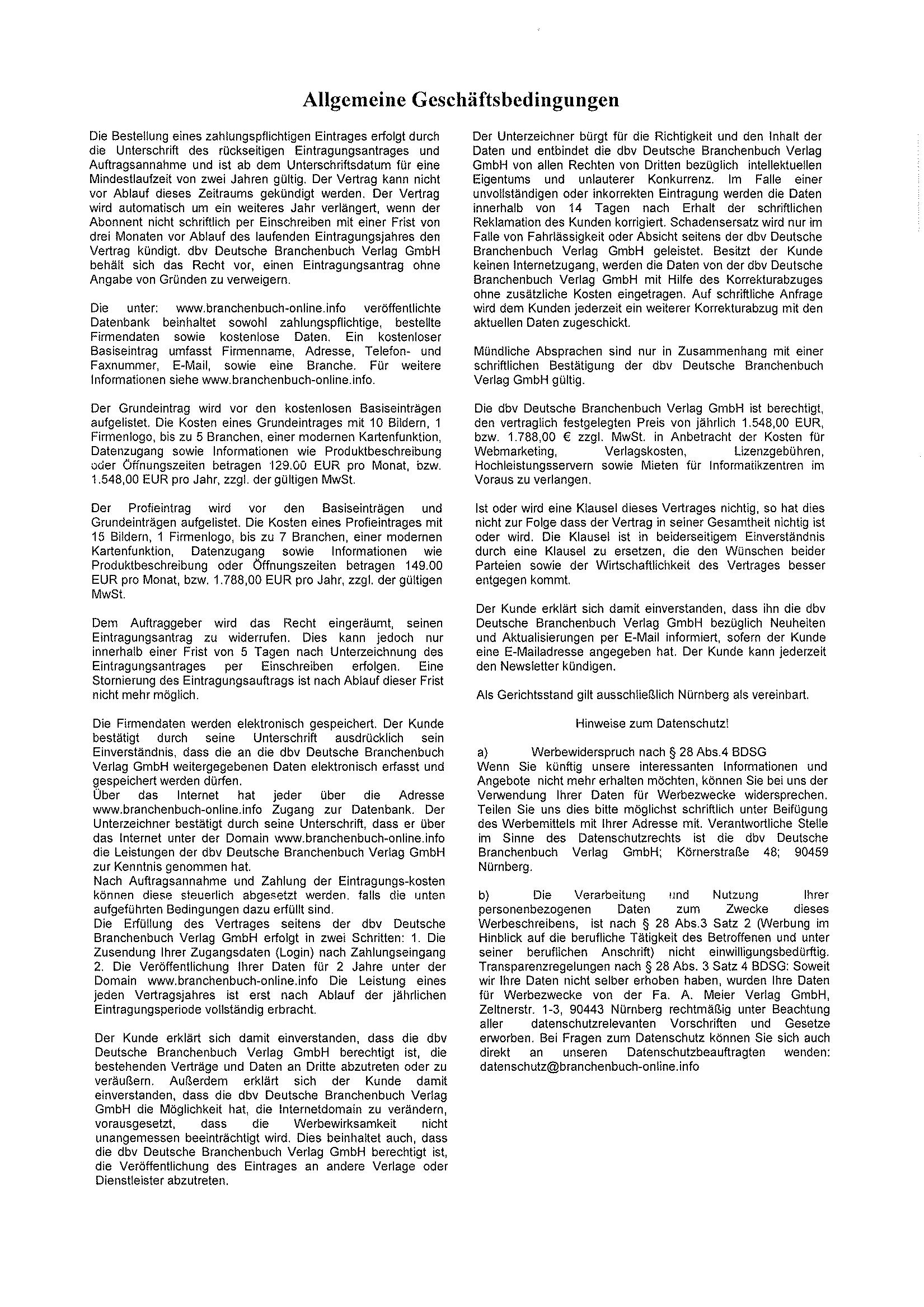 Anzeigenrecht Rechtsanwalt Ferner Seite 2 Anwaltskanzlei