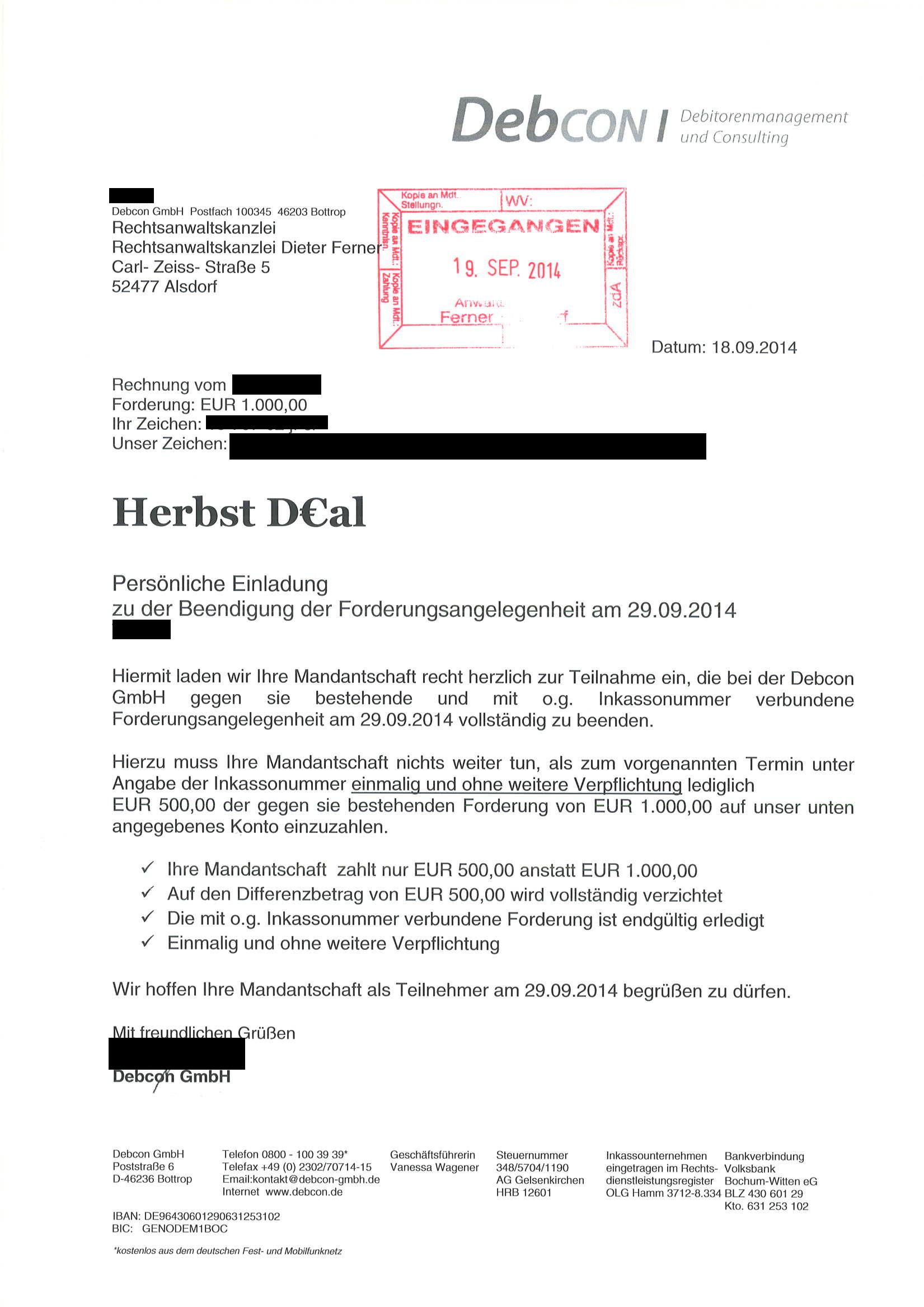 debcon | Rechtsanwalt | Debcon: Rechtsanwalt Ferner, Fachanwalt für ...