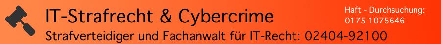 Geldwäsche: Computerbetrug als Vortat einer Geldwäsche - Rechtsanwalt Ferner Alsdorf