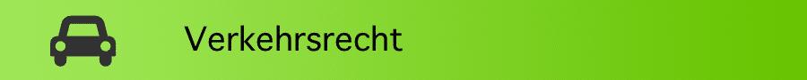 Rechtsanwalt Ferner Alsdorf - Verkehrsrecht