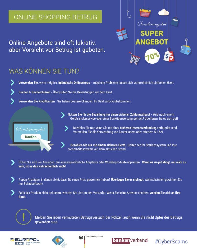 Betrug beim Online-Shopping - Ferner: Rechtsanwalt für Strafrecht, Verkehrsrecht, IT-Recht Aachen