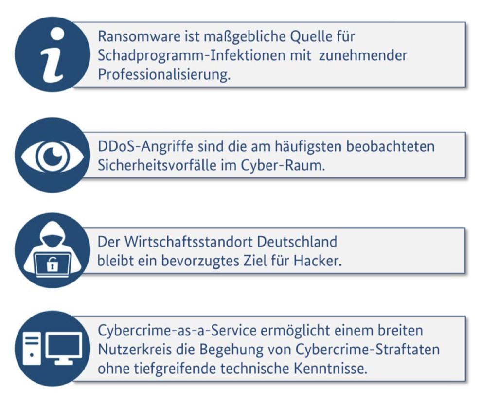 Cybercrime Bundeslagebild 2017 - Ferner: Rechtsanwalt für Strafrecht, Verkehrsrecht, IT-Recht Aachen