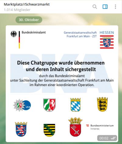 """BKA geht gegen """"Telegram-Darknet"""" vor - Ferner: Rechtsanwalt für Strafrecht, Verkehrsrecht, IT-Recht Aachen"""